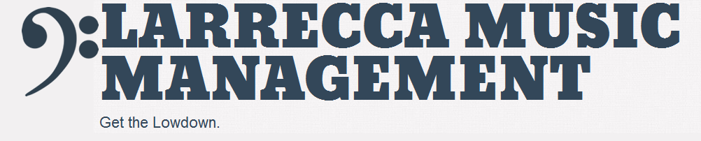 Larrecca Music Management